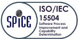 Spice Level2 Software Process Improvement and Capability Determination Logo