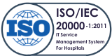 20000-1:2011 IT Service Management System Logo