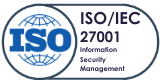27001 Information Security Management Logo